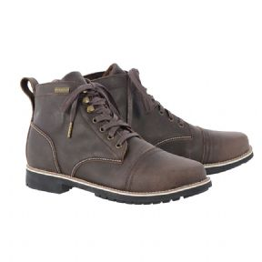 Oxford Digby Short Boots Brown